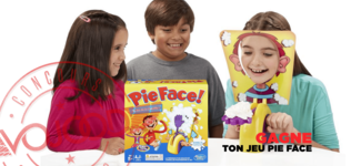 "GAGNE ton jeu ""Pie Face - Le Jeu de la Chantilly"" de Hasbro"