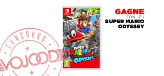 "GAGNE ton jeu ""Super Mario Odyssey"" sur Nintendo Switch"