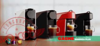 GAGNE ta machine Nespresso Essenza Plus