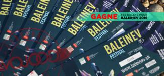 GAGNE tes billets pour le Baleinev Festival 2019